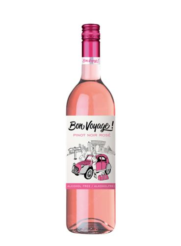 Bon Voyage Pinot Noir Rosé