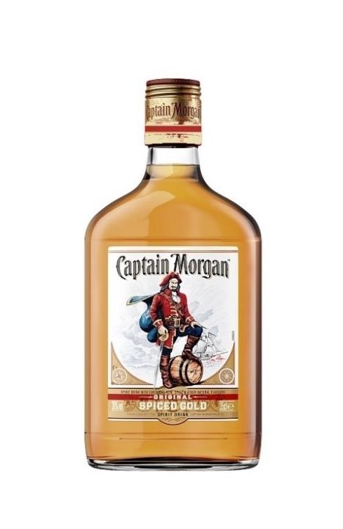 Captain Morgan Spiced 0,2 l