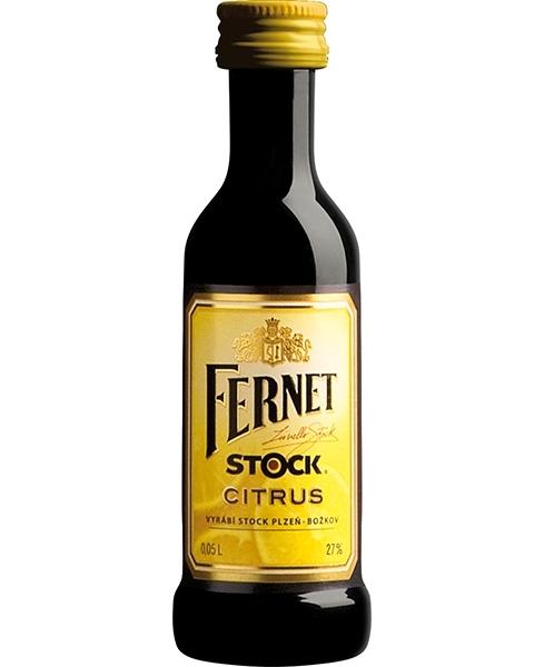 Fernet Stock Citrus 0,05 l