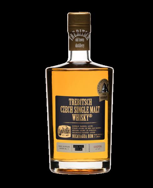 Double Barrel Aging Nicaragua Rum