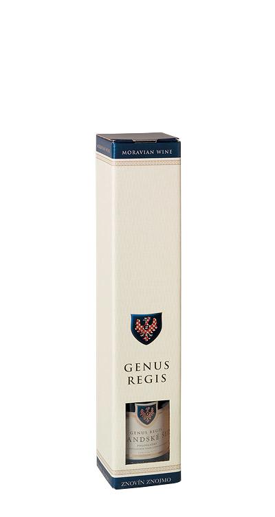 Papírový nosič Genus Regis na 1 x 0,5 l