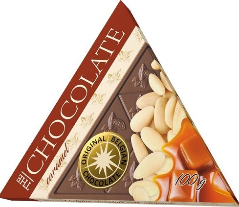 Original Belgian Chocolate Karamel – MANDLE