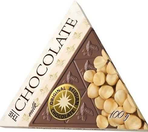 Original Belgian Chocolate Mléčná – LÍSKOVÉ OŘÍŠKY
