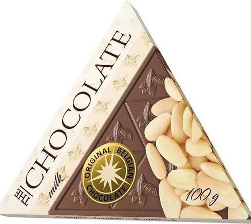 Original Belgian Chocolate Mléčná – MANDLE
