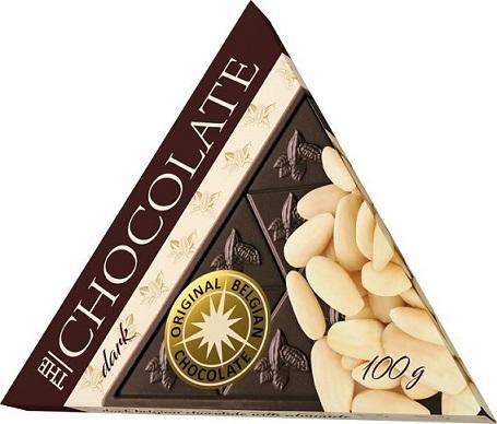 Original Belgian Chocolate Hořká – MANDLE