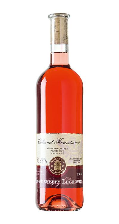 Cabernet Moravia Rosé